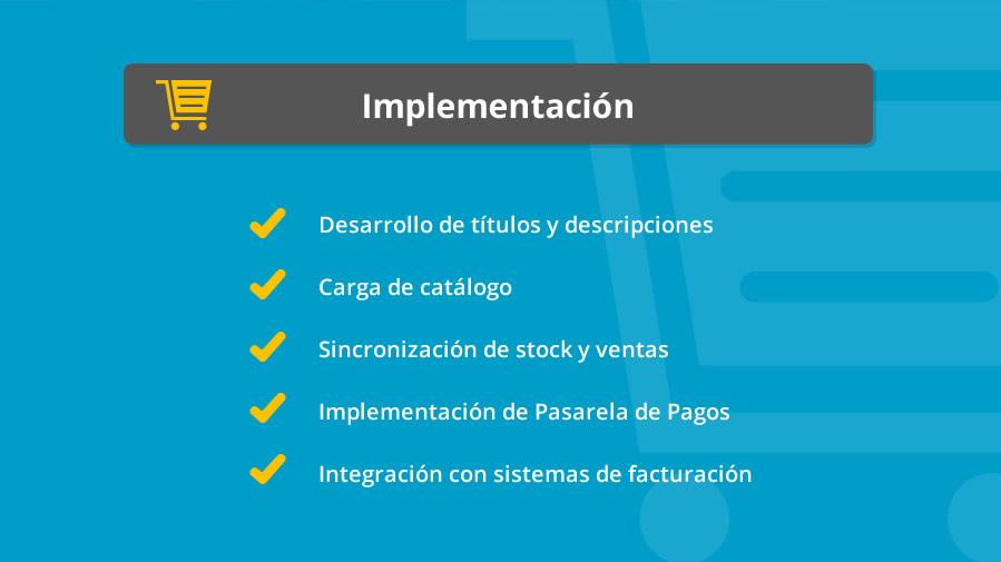 Implementaciín